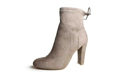 Charles by Charles David Women's Semi Boots - Dark Taupe - Size: 8