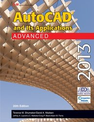 AutoCAD and Its Applications Advanced 2013