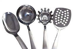 iHuci Boxed Stainless Steel Luxury Kitchen Tools Set