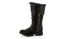 Coco Jumbo Kids Riding Black Boots: 5