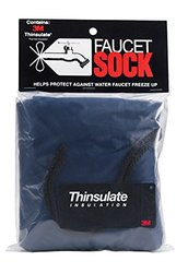 Faucet Sock Small Outdoor Faucet Cover (3410201)