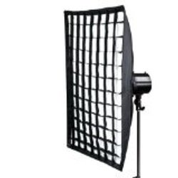 "Neewer 27.5"" X 39.4""/70cm X 100cm Beehive Softbox With Grid For Neewer, Cowboystudio,godox And Limostudio Strobe/flash Light And Other Monolight With Bowens Mount"