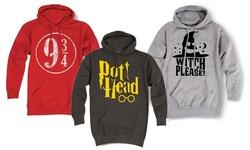 Men's Wizards And Magic Hoodies: Pott Head/xxl