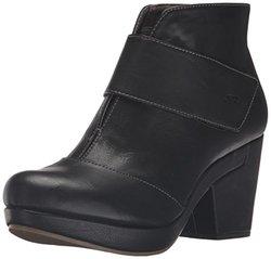 Jambu Women's Jasper Ankle Bootie - Black - Size: 6