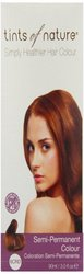 Tints Of Nature - Semi-Permanent Hair Color 6CRD Copper Red - 3 oz.