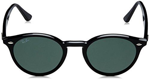 f88ecf27b5ff4e Ray-Ban Highstreet Black Sunglasses - RB2180-601 71-49 - Check Back ...