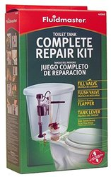 Fluid Masters 400AK Complete Toilet Repair K@