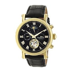 Heritor Automatic Men's Watches Winston Collection: Hr5204/black Dial