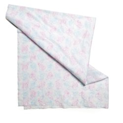 Halyard Health Care Receiving Blanket 100Case - Non-Sterile - Cotton