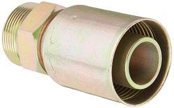 "Eaton Weatherhead 1-1/4"" Hose IDx1-1/4"" Tube FOR-SEAL Male Rigid Fitting"
