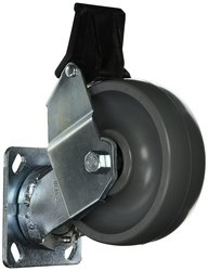 """RC 47-GTB-0620-S-ICWB 47-Series 7-1/2"""" H 6""""-GT Wheel with Contact Brake"""