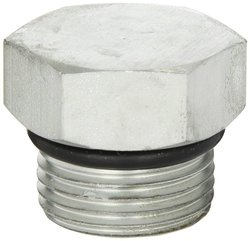 Weatherhead Eaton Carbon Steel Straight Thread O-Ring Adapter- 25 Pack