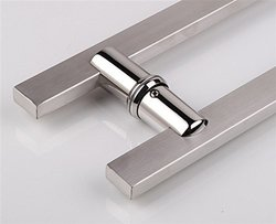 Togu Ladder Style Back to Back Stainless Steel Push Pull Door Handle
