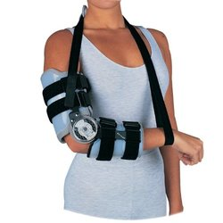 Donjoy Irom Left Elbow Brace - Size: Large