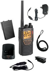 Cobra MR-HH425LI-VP 15-Channel VHF/GMRS Two-Way Marine Radio