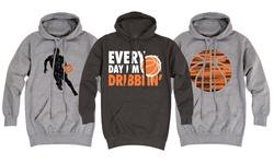 Mens Basketball Hoodies: Got Game/large