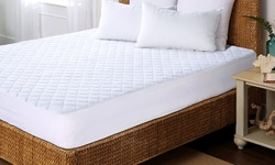 Waterproof Allergen Barrier Mattress Protector - Size: King