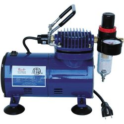Paasche 1/8 HP Compressor with Regulator and Moisture Trap (D500SR)