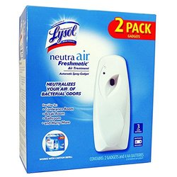 Lysol neutra air Freshmatic-2 Pack - Automatic Spray Gadget