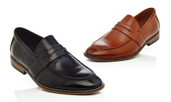 Gvx400 Slip On Loafer Shoes: Cognac-10