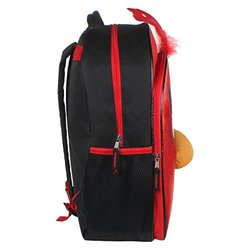 Backpack Angryb Red Blk Charac