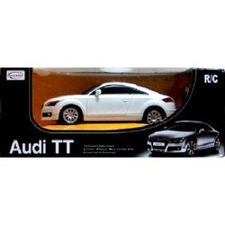 Audi TT R/C Rastar Radio Control Car 1/24 Scale (colors vary)