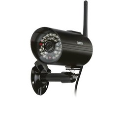 Uniden Wireless Outdoor Security Camera - Black (UDSC15)