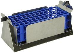 Talboys Stainless Steel Pivoting Test Tube Rack for 16mm Tube 60 Tube