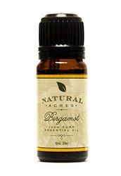 Bergamot Essential Oil - 100% Pure Therapeutic Grade Bergamot Oil by Natural Acres - 10ml