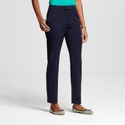 Merona Women's Bi-Stretch Twill Skinny Classic Pant - Federal Blue - 18L