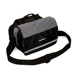 Roswheel Cycling Bike Bicycle Handlebar Bag Sport Shoulder Bags - Black
