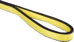 Mazzella 6' 4 Ply Eye-and-Eye Edgeguard Polyester Web Sling - Yellow