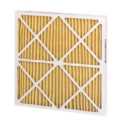"Filtration 12-Piece 12"" H x 20"" W x 1"" Synthetic Media Pleated Air Filter"