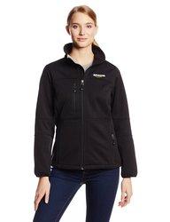 Amazon Gear Women's Soft Shell Jacket - Black - Size: 3XL