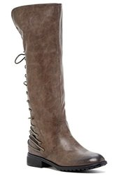 Bucco Marconi Knee-high Boots: Grey/6