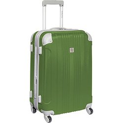 "Beverly Hills Country Club Newport 24"" Hardside Spinner: Green"