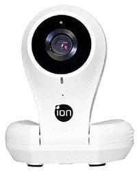 iON 2002 Home Cloud HD 720p Wi-Fi Video Camera - White