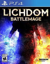 Lichdom: Battlemage for  PlayStation 4