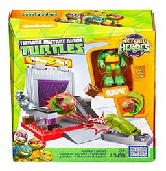 Mega Bloks Half-Shell Heroes Cookie Factory