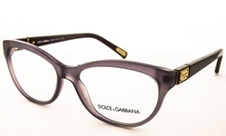 Dolce & Gabbana Unisex Designer Eyewear - Light Violet - 56-16-140