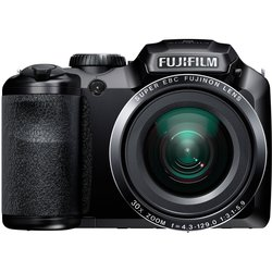 Fuji Fine Pix S4800 Kit Black No Size