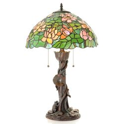 "Tiffany Style ""jackie"" Table Lamp No Color No Size"