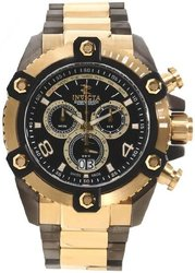 Invicta Reserve Men's Grand Octane Swiss Made Quartz Chrono Bracelet Watch Blue Men's