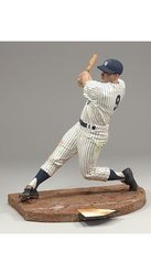 MLB Cooperstown Series 4 Roger Maris NY Yankees Pinstripes McFarlane Toy