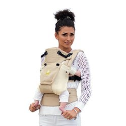 LILLEbaby Complete Airflow 6-in-1 Baby Carrier - Two...
