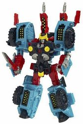 Defense Hot Shot - Transformers Cybertron Deluxe