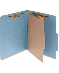 ACC16024 - Acco Pressboard 25-Pt. Classification Folders