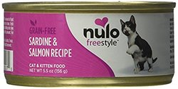Nulo Grain-Free Cat Sardine Can (Case of 12), 5.5 oz