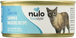 Nulo Grain-Free Cat Salmon Can (Case of 12), 5.5 oz