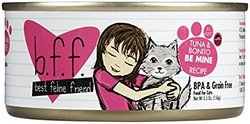 Best Feline Friend BFF Tuna & Bonito Be Mine Recipe in Aspic - 5.5 oz.